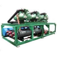 Чиллеры водного охлаждения