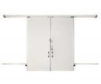 Дверь двустворчатая откатная для холодильных камер SDPD