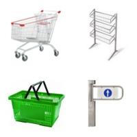 Обладнання для супермаркетів