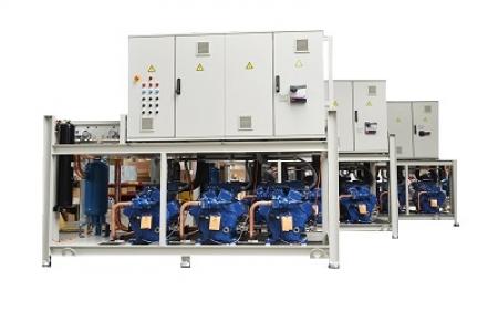 Центральні холодильні машини