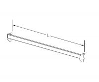 Балка для навески 40x20 мм
