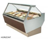 Витрина для мороженого HORIZON