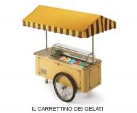 Візок для морозива THE ICE CREAM CART