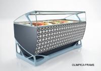 Витрина для мороженого OLIMPICA