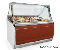 Витрина для мороженого PAGODA ICONA