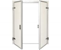 Дверь двустворчатая распашная для холодильных камер RDPD